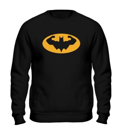 Свитшот Batman bodybuilder