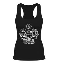 Женская борцовка USA Bodybuilding