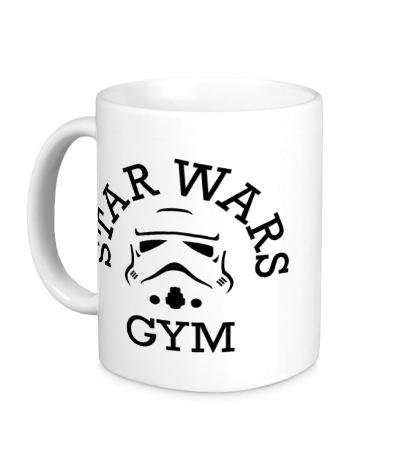Керамическая кружка Star Wars GYM