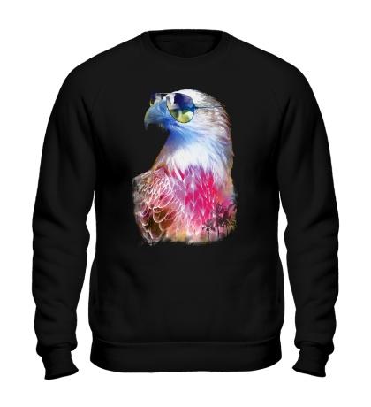 Свитшот Модный орел