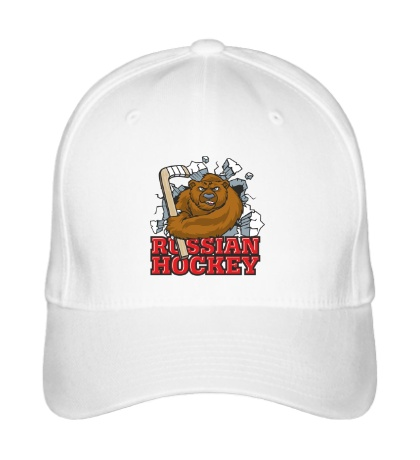 Бейсболка Russian Hockey Bear