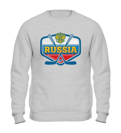 Свитшот Hockey Russia