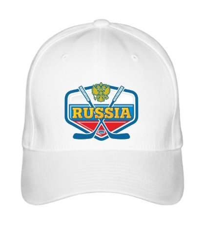 Бейсболка Hockey Russia