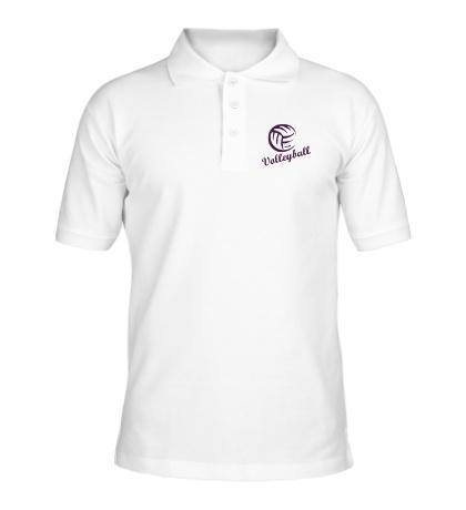 Рубашка поло Volleyball