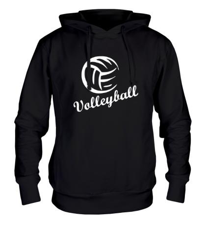Толстовка с капюшоном Volleyball
