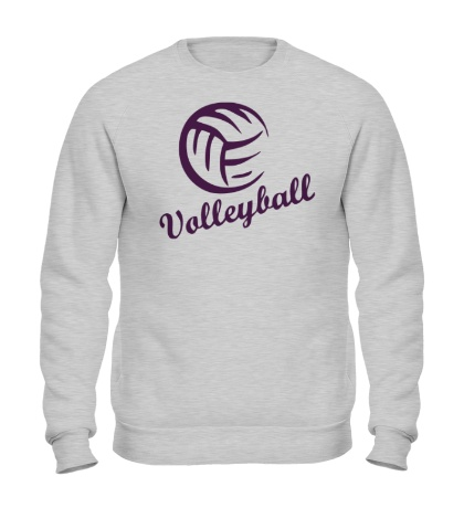 Свитшот Volleyball