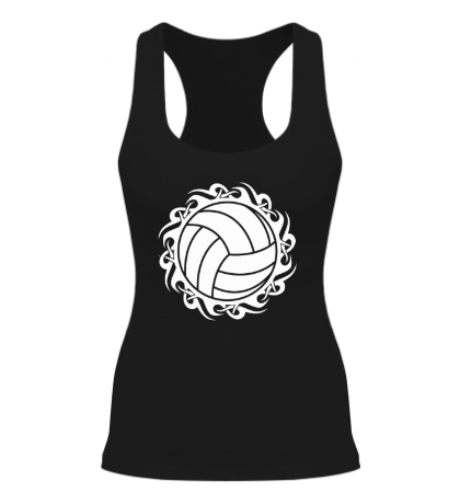 Женская борцовка Волейбольный мяч