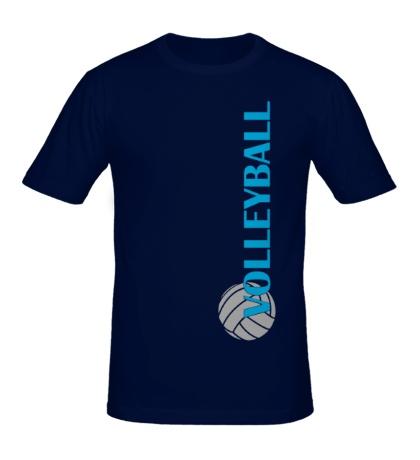 Мужская футболка Volleyball Life