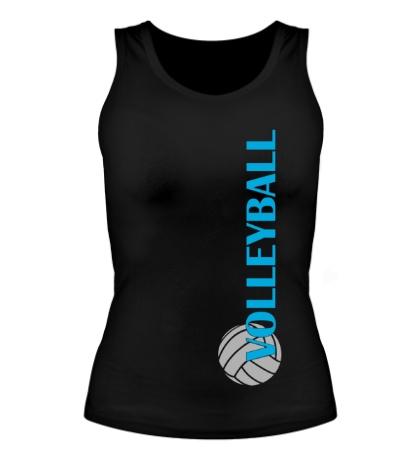 Женская майка Volleyball Life