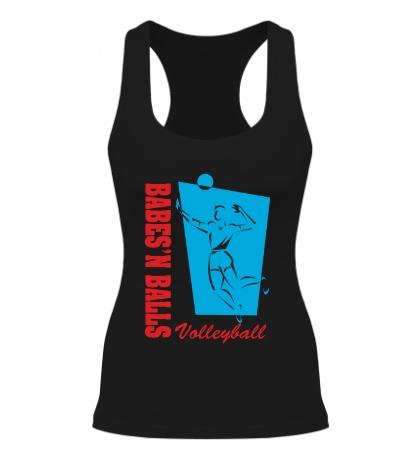 Женская борцовка Volleyball Balls