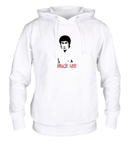 Толстовка с капюшоном Bruce Lee: Young fighter