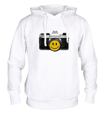Толстовка с капюшоном Smile Photo