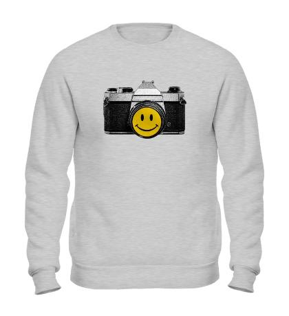 Свитшот Smile Photo