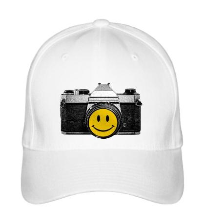 Бейсболка Smile Photo