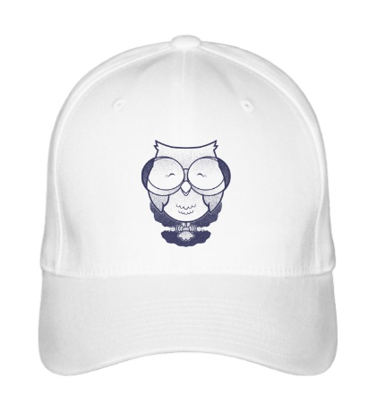 Бейсболка Сова в очках