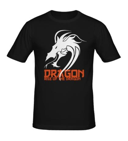Мужская футболка Rise of the Dragon