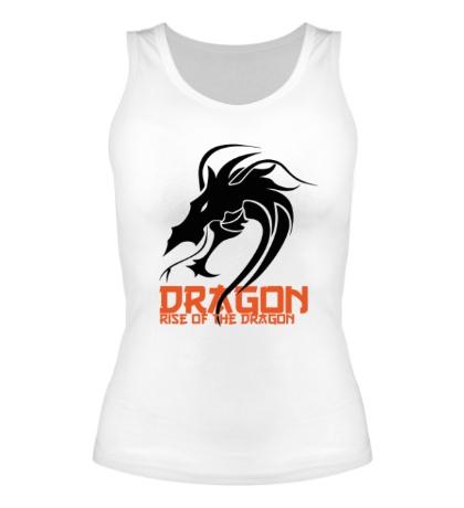 Женская майка Rise of the Dragon