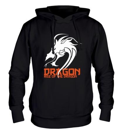 Толстовка с капюшоном Rise of the Dragon
