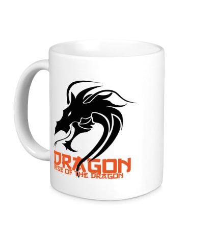 Керамическая кружка Rise of the Dragon