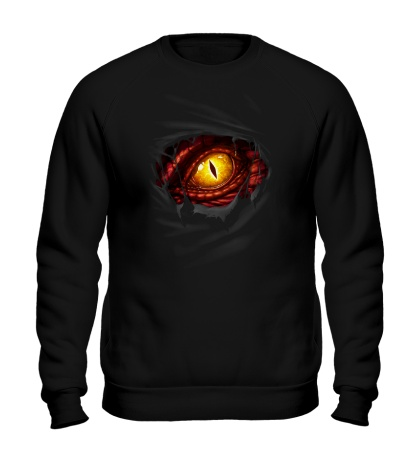 Свитшот Глаз дракона