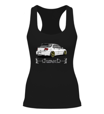 Женская борцовка Subaru Forester WRX