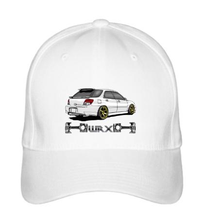 Бейсболка Subaru Forester WRX