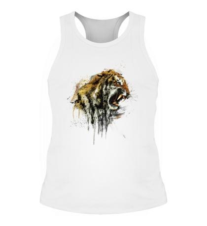 Мужская борцовка Ярость тигра