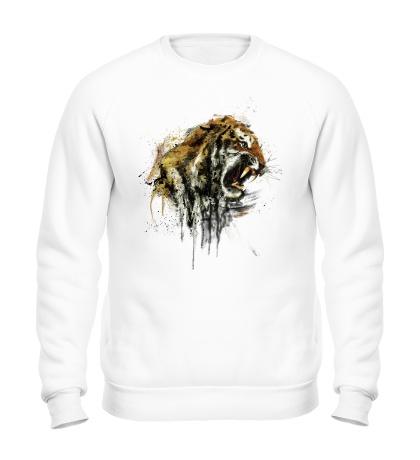 Свитшот Ярость тигра