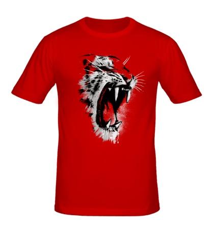 Мужская футболка Инстинкт тигра