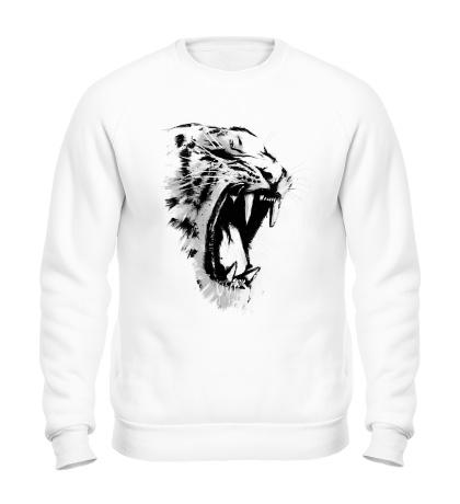 Свитшот Инстинкт тигра