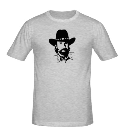 Мужская футболка Чак Норрис