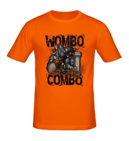 Мужская футболка Wombo Combo