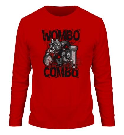 Мужской лонгслив Wombo Combo