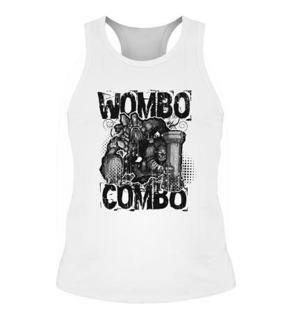 Мужская борцовка Wombo Combo