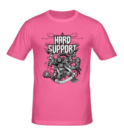 Мужская футболка Hard Support Omniknight