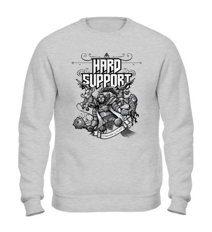 Свитшот Hard Support Omniknight