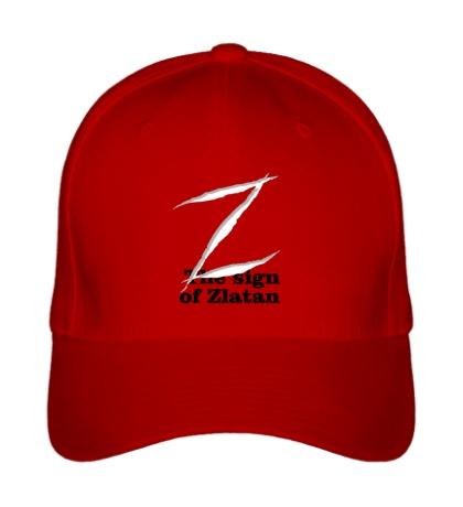 Бейсболка The sign of Zlatan