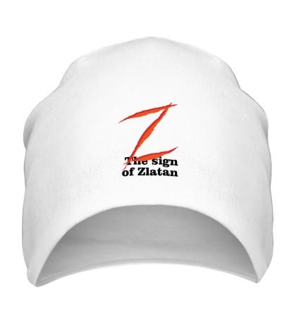 Шапка The sign of Zlatan