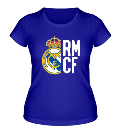 Женская футболка RMCF