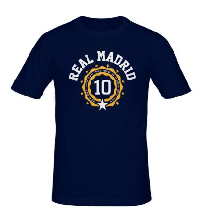 Мужская футболка Real Madrid Collegiate
