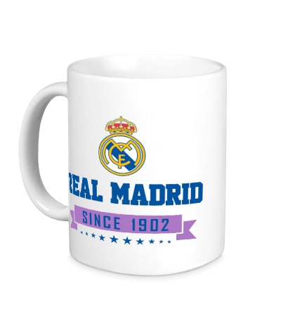 Керамическая кружка Real Madrid: All stars