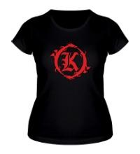 Женская футболка Кукрыниксы: символ