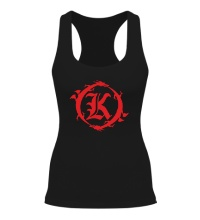 Женская борцовка Кукрыниксы: символ