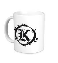 Керамическая кружка Кукрыниксы: символ