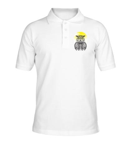 Рубашка поло Сова под солнцем