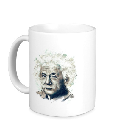 Керамическая кружка Альберт Эйнштейн