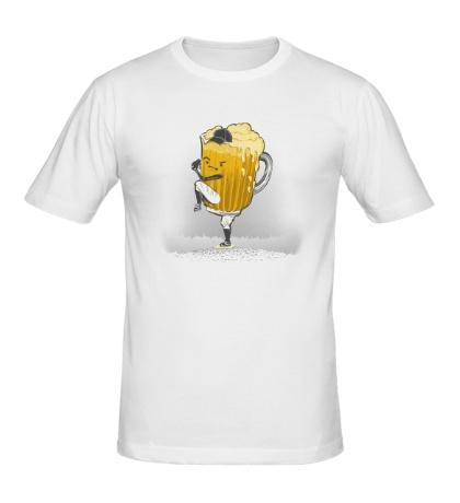 Мужская футболка Beer Pitcher
