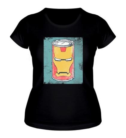 Женская футболка Iron Bank