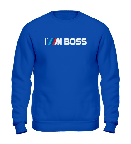 Свитшот IM Boss