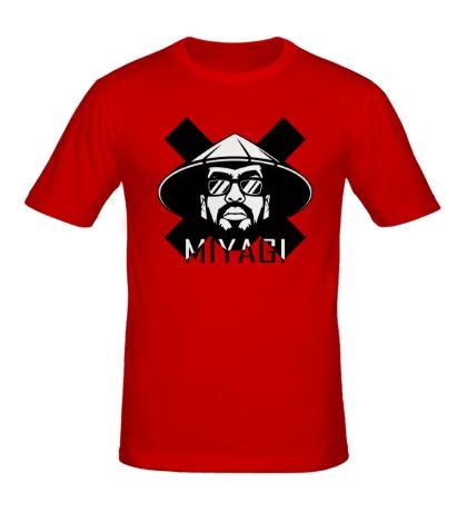 Мужская футболка MIYAGI Logo